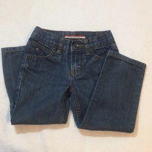Tommy Hilfiger toddler skinny rebel jeans